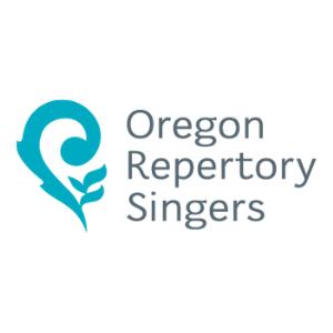 Oregon Repertory Singers logo - updated 2021