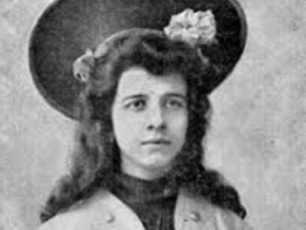 María Luisa Sepúlveda courtesy of Memoria Chilena
