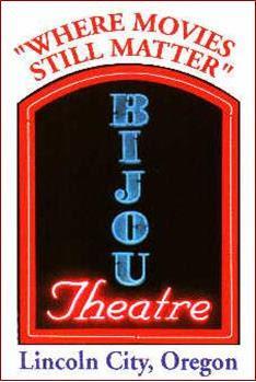 Bijou Theatre Logo