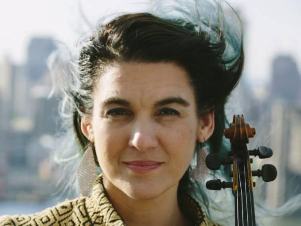 Poet Alicia Jo Rabins