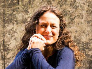 Poet Beth Wood