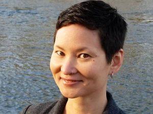 Poet Jennifer Perrine