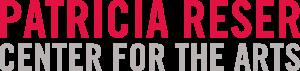 Patricia Reser Center for the Arts logo