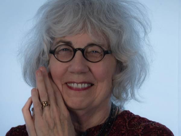 Poet Paulann Petersen