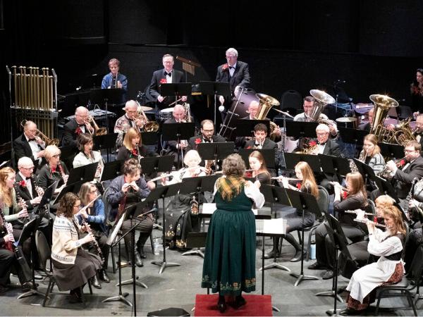 North Coast Symphonic Band