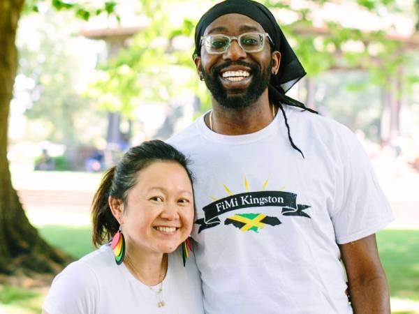 Craig and Nhu Haynes