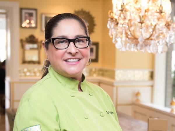 Chef Lisa Schroeder
