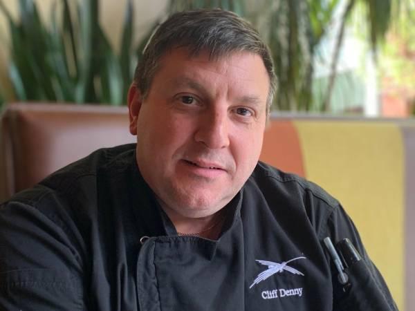 Chef Cliff Denny