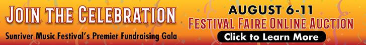 Sunriver Music Festival Banner