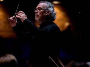 Yaki Bergman conducting