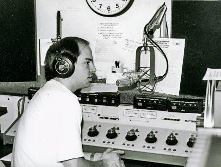 John Pitman circa 1992
