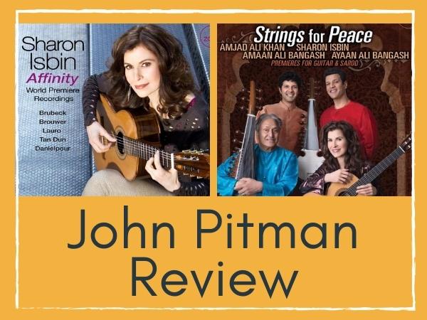 alnum covers of sharon isbin music