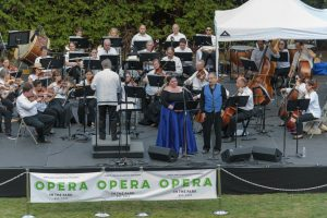Opera in the park