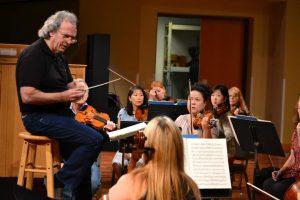Portland Chamber Orchestra Maestro