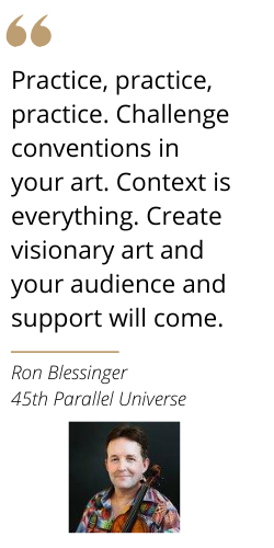 Quote from Ron Blessinger