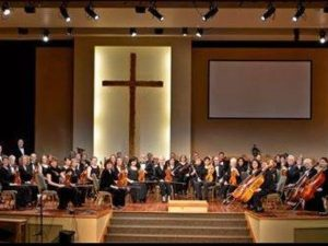 Beaverton Symphony Orchestra full orchestra photo courtesy of Facebook