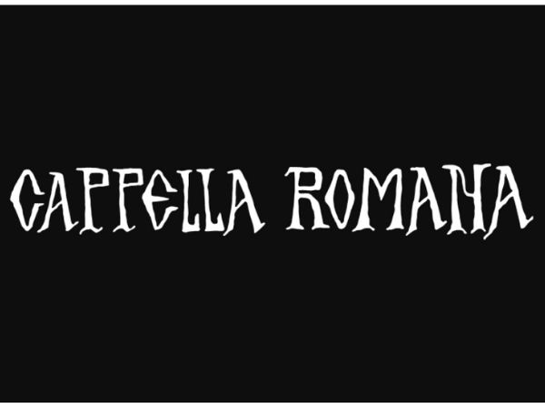 Cappella Romana logo courtesy of the Cappella Romana website