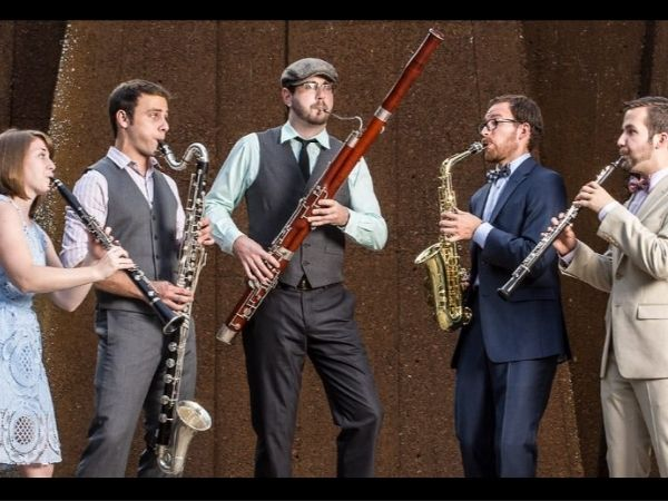 Chamber Music Corvallis ensemble photo courtesy of Facebook