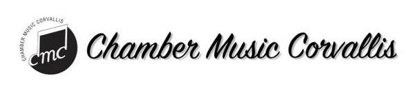 Chamber Music Corvallis logo courtesy of their website