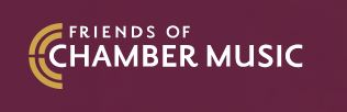 Friends of Chamber Music logo courtesy of the Friends of Chamber Music Website
