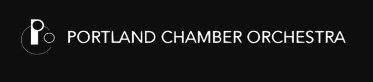 Portland Chamber Orchestra logo courtesy of their website