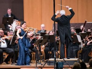 Portland Columbia Symphony performance photo courtesy of their website