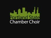 Portland State Chamber Choir logo courtesy of their website