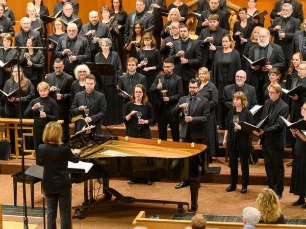 Portland Symphonic Choir courtesy of Facebook