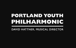 Portland Youth Philharmonic logo courtesy of their website