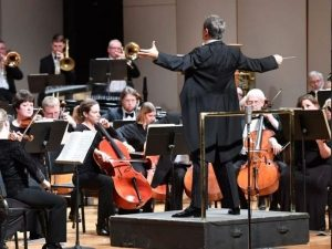 Vancouver Symphony Orchestra concert photo courtesy of their website