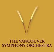 Vancouver Symphony Orchestra logo courtesy of their website