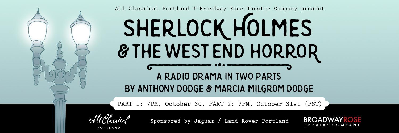Sherlock Holmes Encore Dates