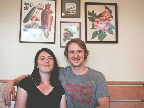 Paul and Emily Davis