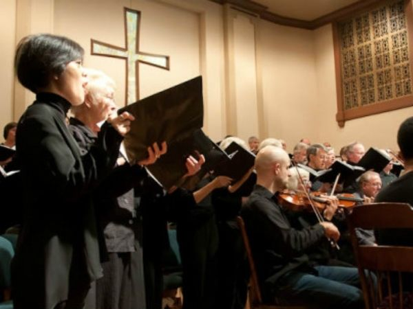 Bach Cantata Choir