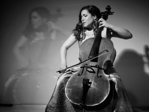 Chamber Music Northwest Solo Cello