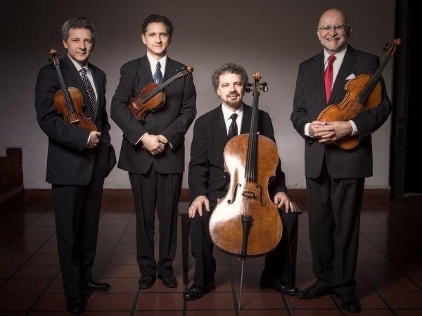 Chamber music Corvallis Quartet