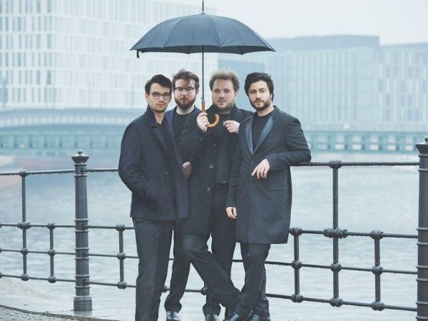 CMNW Goldmund Quartet