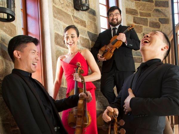 CMNW Parker Quartet