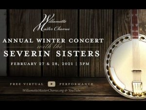 Willamette Master Chorus Winter Concert