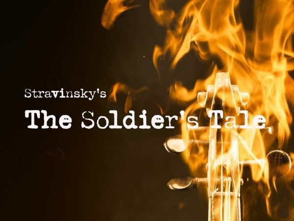 Soldier's Tale, image of fire