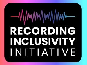Logo - Recording Inclusivity Initiative