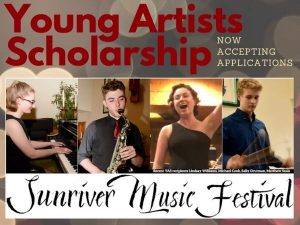 Sunriver Music Festival Young Artists Schlarships