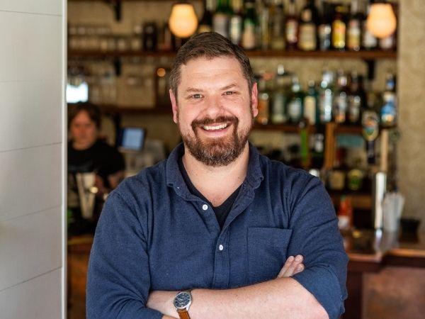 Chef Dan Grill Screen Door