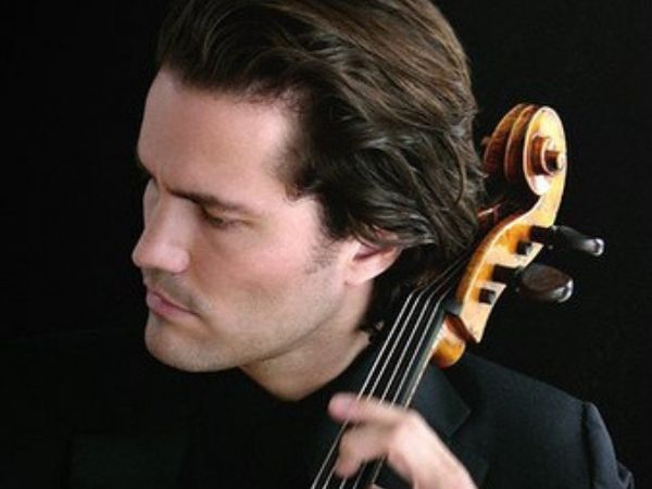 Zuill Bailey, cellist