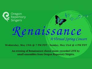 ORS Spring Concert banner