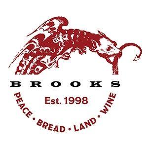 Brooks winery logo