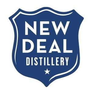 New Deal Distillery logo