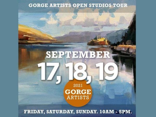 Gorge Artists Open Tour