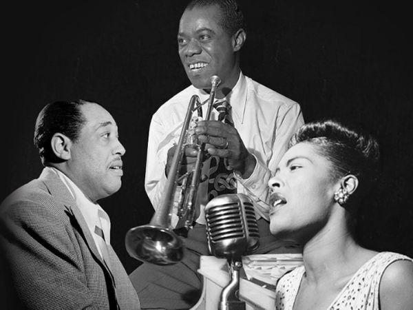 Musicians from Harlem Renaissance