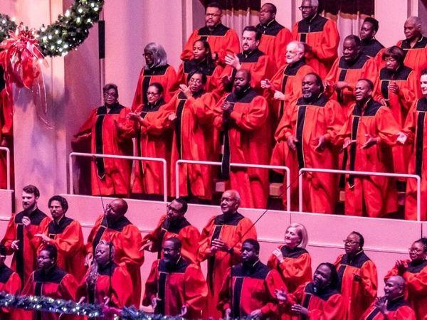 Gospel Christmas Singers